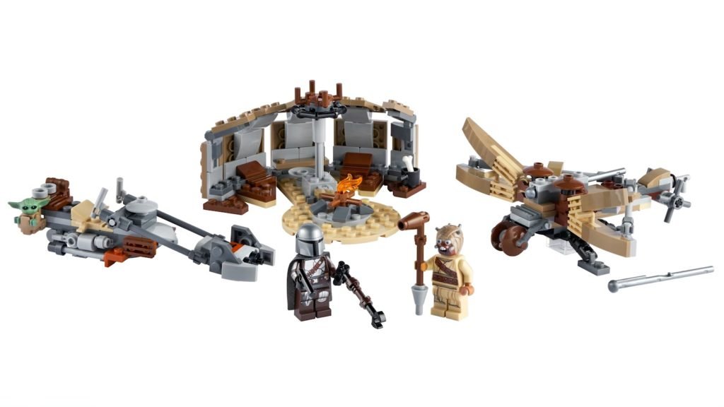 LEGO Star Wars 75299 Trouble on Tatooine - Set | ©LEGO Gruppe