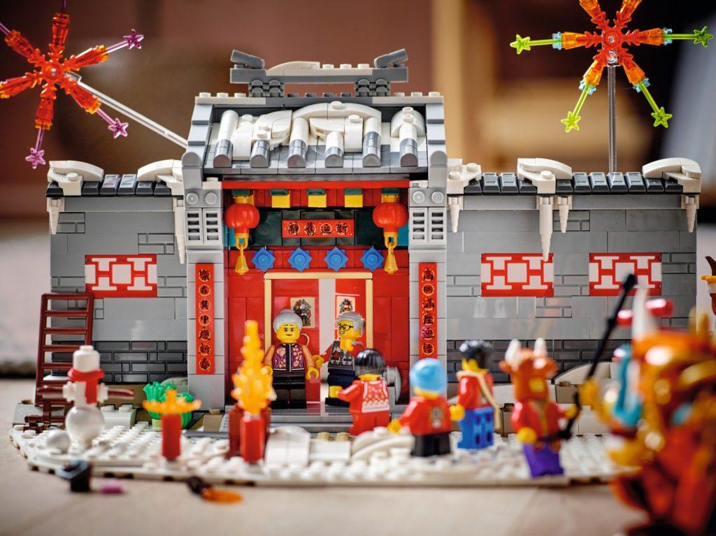 LEGO 80106 Geschichte von Nian | ©LEGO Gruppe