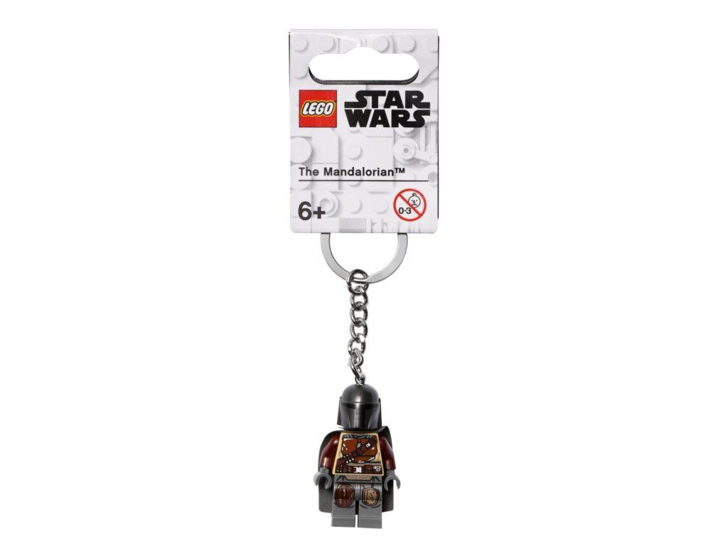 LEGO Star Wars 854124 Schlüsselanhänger mit dem Mandalorianer | ©LEGO Gruppe