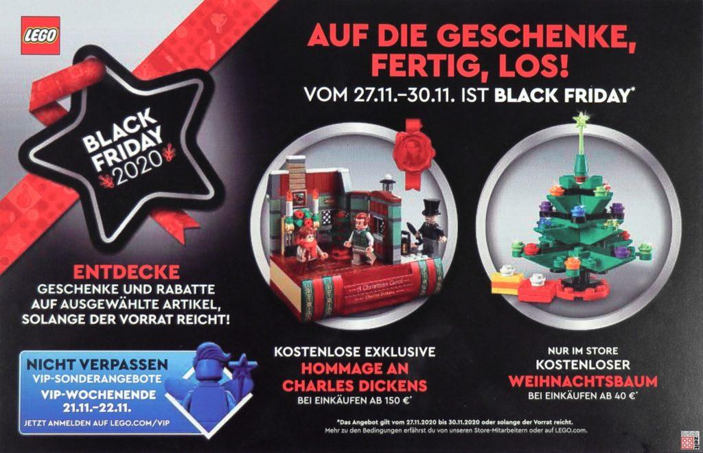 LEGO Black Friday 2020 Flyer - Seite 1