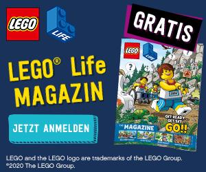 Das LEGO® Life Magazin ist perfekt geeignet für Kinder im Alter von 5 bis 9 Jahren. Es steckt voller Comics, Aktivitäten, Poster und vielem mehr. Es wird direkt an deine Haustür geliefert und das viermal im Jahr. MELDE DICH HEUTE AN!