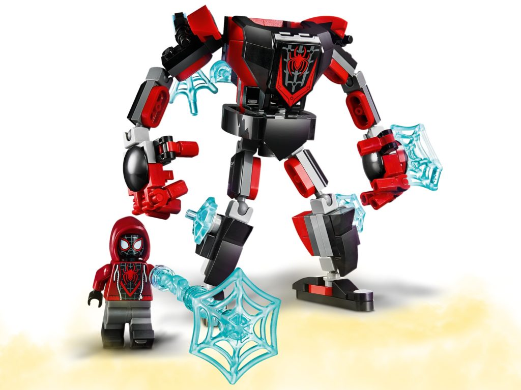 LEGO Marvel 76171 Miles Morales Mech | ©LEGO Gruppe
