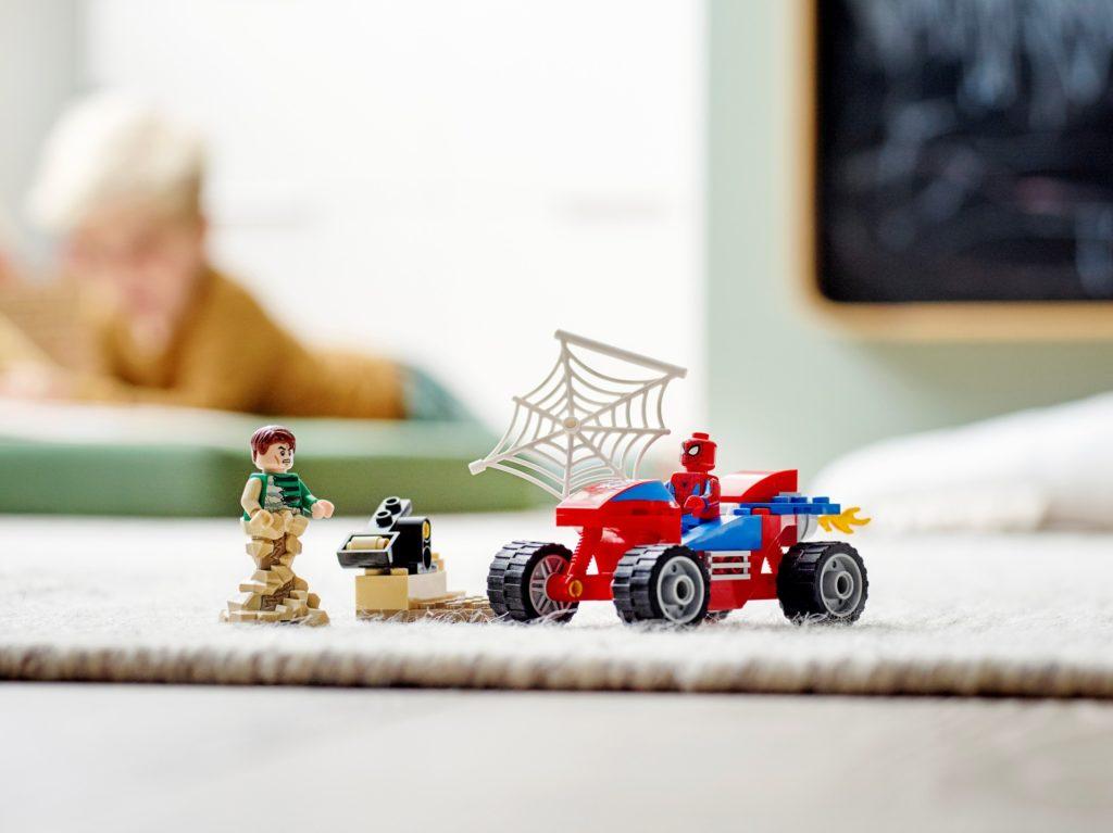 LEGO Marvel 76172 Das Duell von Spider-Man und Sandman | ©LEGO Gruppe