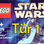 Tür 1 - LEGO Star Wars Adventskalender