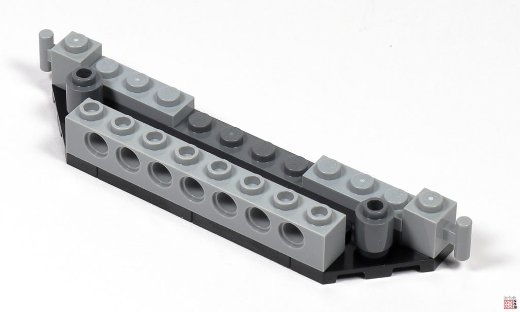 LEGO Star Wars 75291 - Bauabschnitt 1, Bild 04 | ©Brickzeit