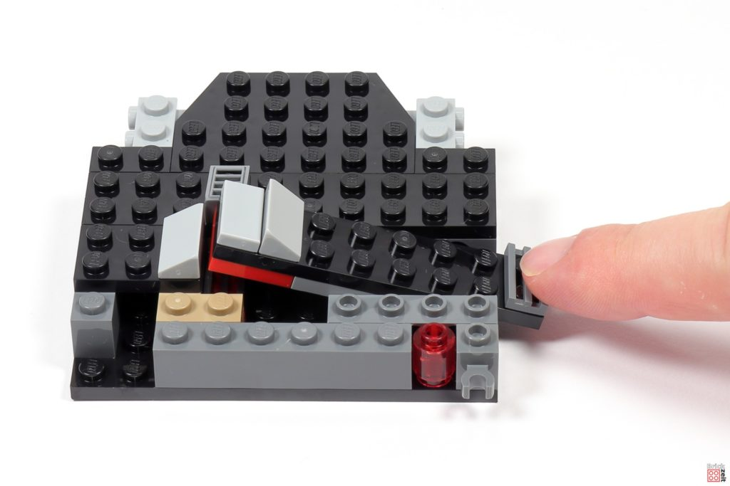 LEGO Star Wars 75291 - Bauabschnitt 3, Bild 08 | ©Brickzeit