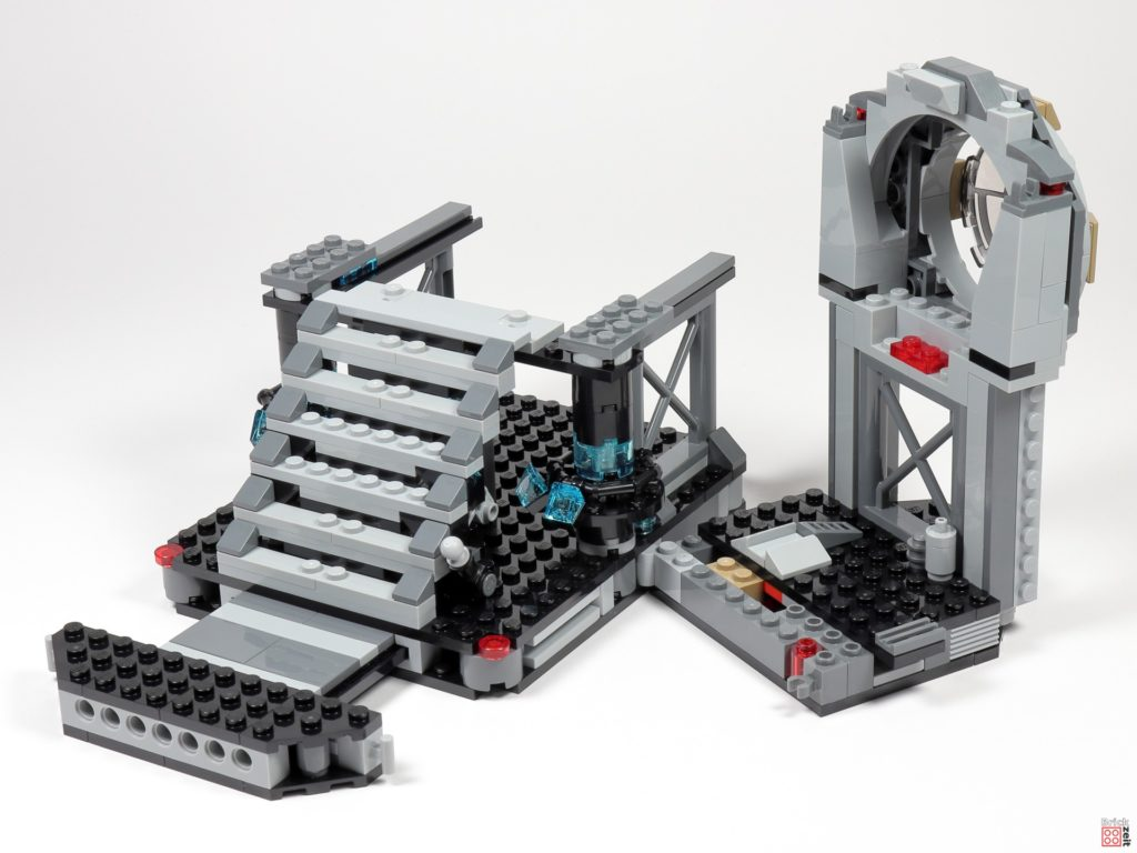 LEGO Star Wars 75291 - Bauabschnitt 3, Bild 16 | ©Brickzeit