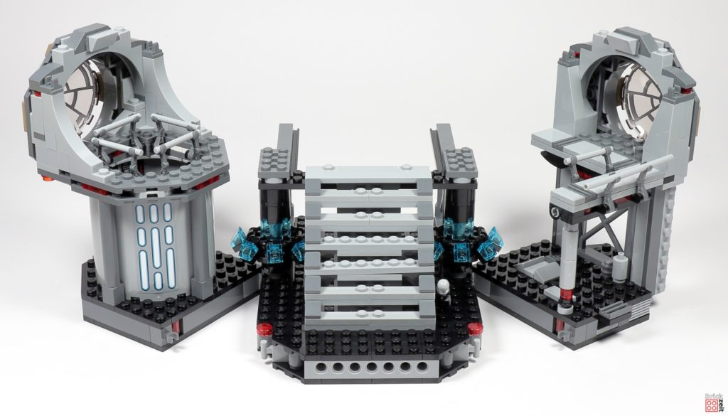 LEGO Star Wars 75291 - Bauabschnitt 4, Bild 19 | ©Brickzeit