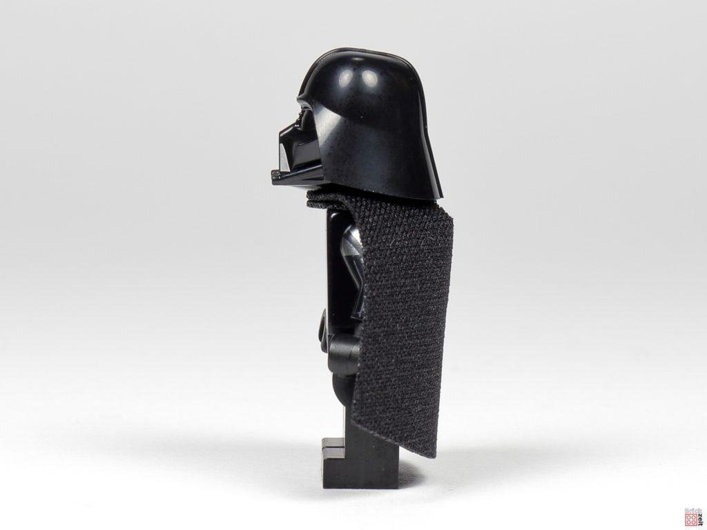 LEGO Star Wars 75291 - Darth Vader, linke Seite | ©Brickzeit