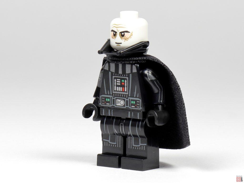 LEGO Star Wars 75291 - Darth Vader ohne Helm | ©Brickzeit