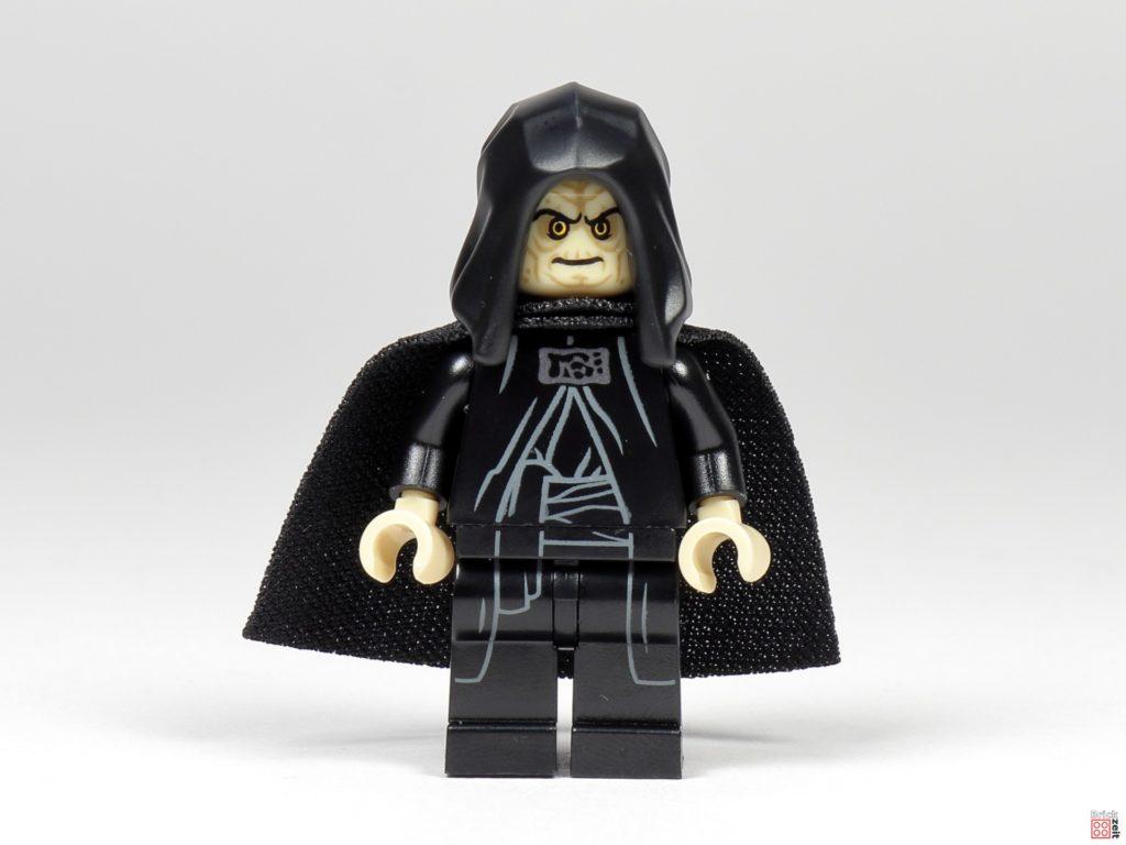 LEGO Star Wars 75291 - Imperator Palpatine, Vorderseite | ©Brickzeit