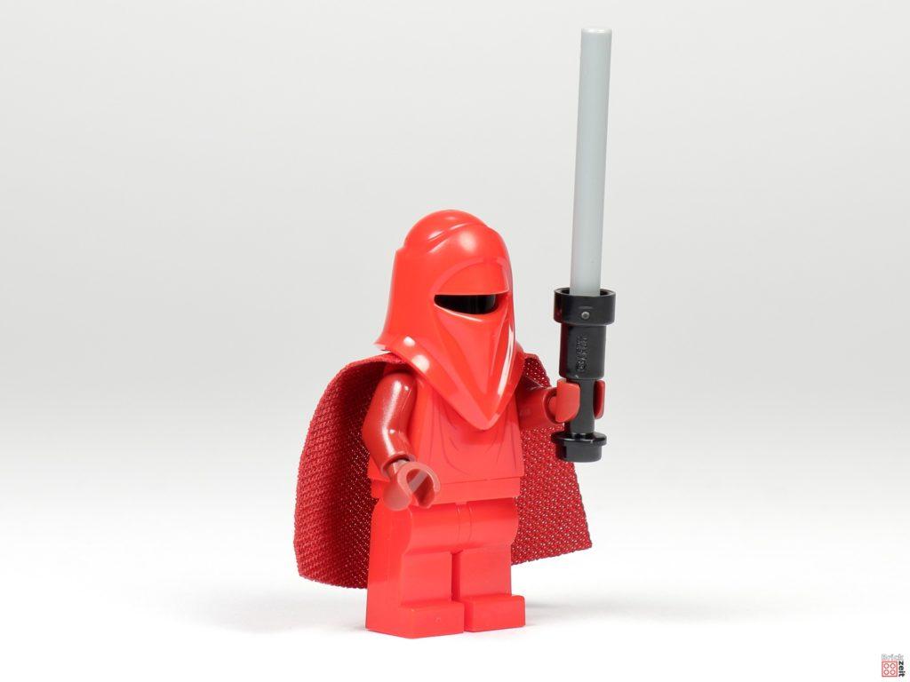 LEGO Star Wars 75291 - imperiale Ehrengarde mit Lichtschwertlanze | ©Brickzeit