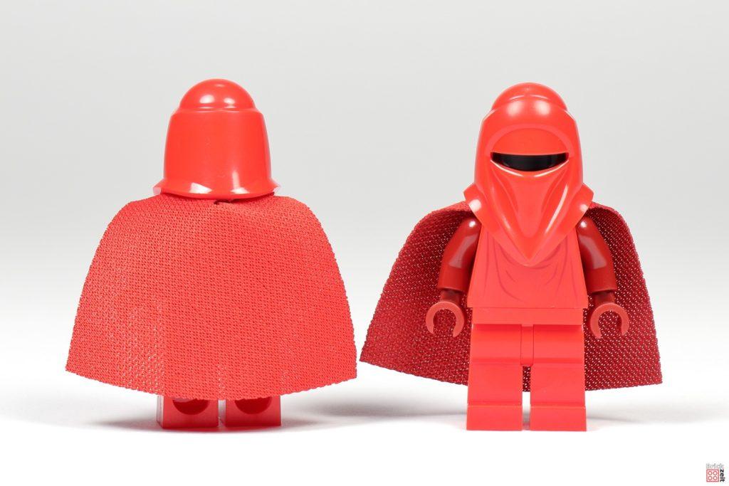 LEGO Star Wars 75291 - imperiale Ehrengarde, Vorder- & Rückseite | ©Brickzeit