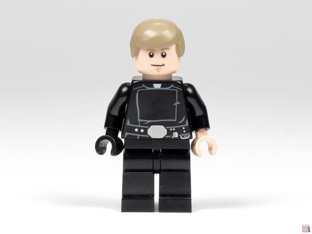 LEGO Star Wars 75291 - Jedi-Ritter Luke Skywalker, Vorderseite | ©Brickzeit