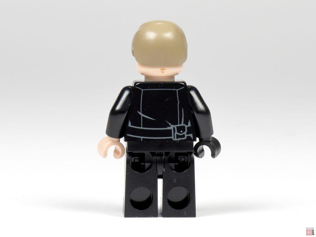 LEGO Star Wars 75291 - Jedi-Ritter Luke Skywalker, Rückseite | ©Brickzeit