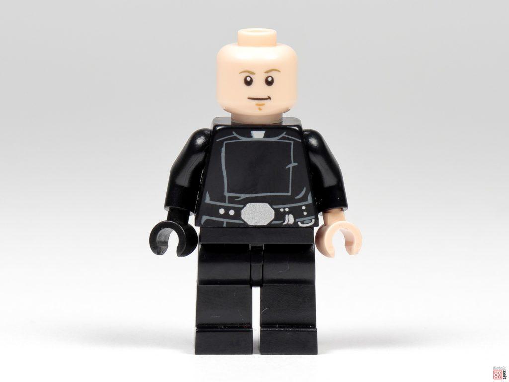 LEGO Star Wars 75291 - Jedi-Ritter Luke Skywalker ohne Haare, Gesicht 1 | ©Brickzeit