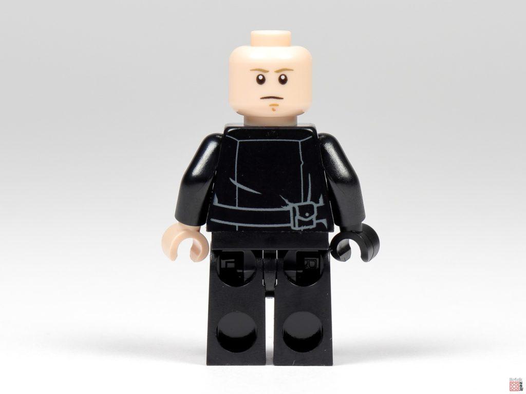 LEGO Star Wars 75291 - Jedi-Ritter Luke Skywalker ohne Haare, Gesicht 2 | ©Brickzeit