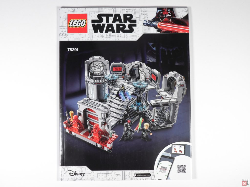 LEGO Star Wars 75291 - Anleitung | ©Brickzeit