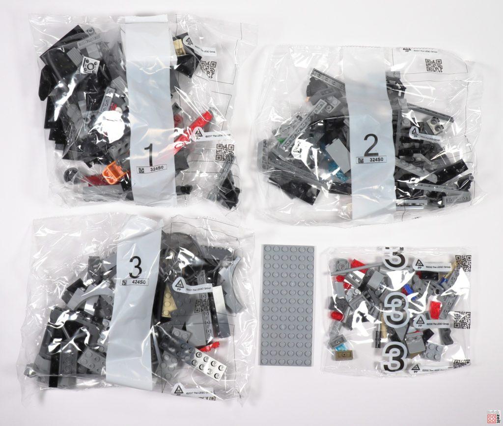 LEGO Star Wars 75291 - Baustein-Tütchen | ©Brickzeit