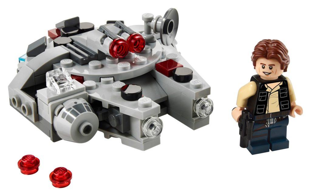 LEGO Star Wars 75295 Millennium Falcon™ Microfighter | ©LEGO Gruppe