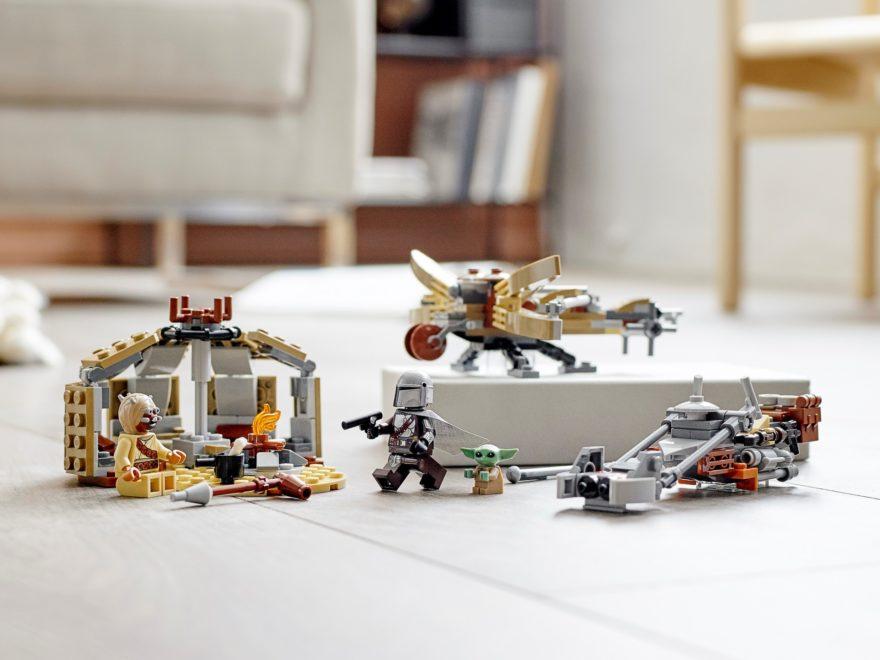 LEGO Star Wars 75299 Ärger auf Tatooine™ | ©LEGO Gruppe