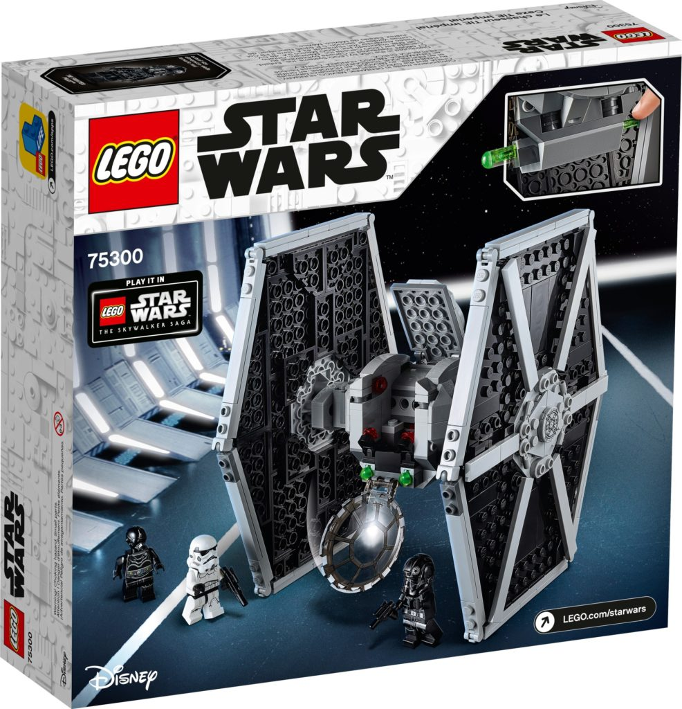 LEGO Star Wars 75300 Imperial TIE Fighter™ | ©LEGO Gruppe