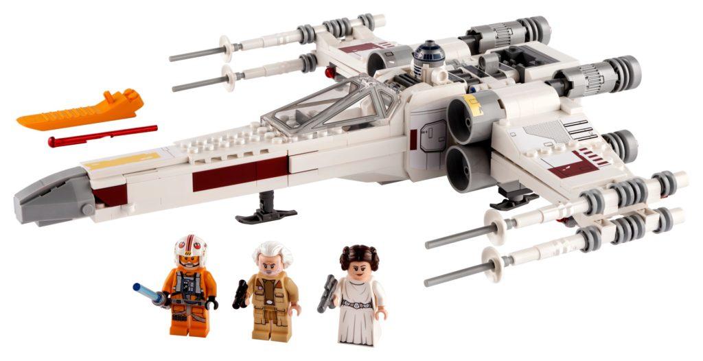 LEGO Star Wars 75301 Luke Skywalkers X-Wing Fighter™ | ©LEGO Gruppe