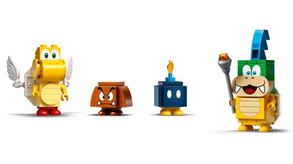 LEGO Super Mario 71380 Baumeister-Set für eigene Abenteuer | ©LEGO Gruppe