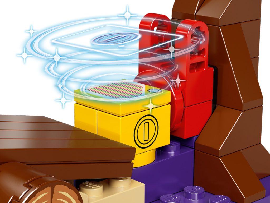 LEGO Super Mario 71381 Begegnung mit dem Kettenhund – Erweiterungsset | ©LEGO Gruppe