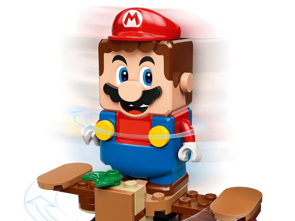 LEGO Super Mario 71382 Piranha-Pflanzen-Herausforderung – Erweiterungsset | ©LEGO Gruppe