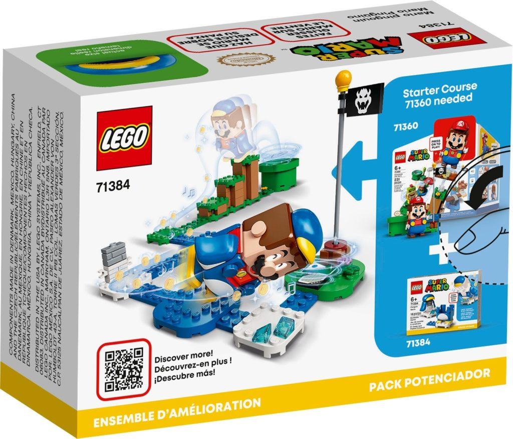 LEGO Super Mario 71384 Pinguin-Mario Anzug | ©LEGO Gruppe