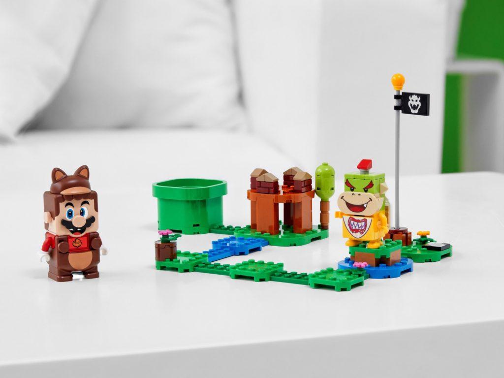 LEGO Super Mario 71385 Tanuki-Mario Anzug | ©LEGO Gruppe