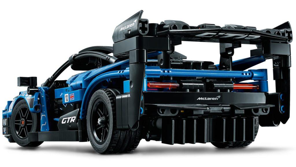 LEGO Technic 42123 McLaren Senna GTR | ©LEGO Gruppe