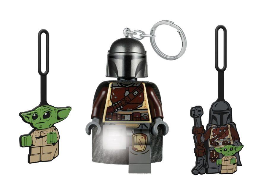 LEGO The Mandalorian Schlüsselanhänger | ©LEGO Gruppe