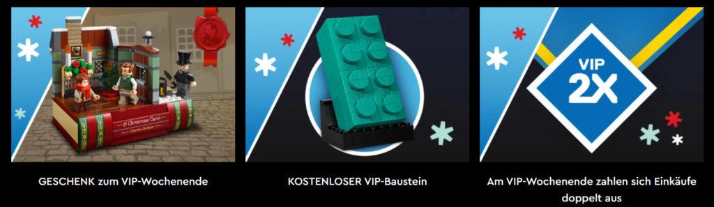Aktionen am LEGO VIP Wochenende | ©LEGO Gruppe