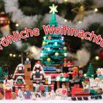 Fröhliche Weihnachten | Brickzeit