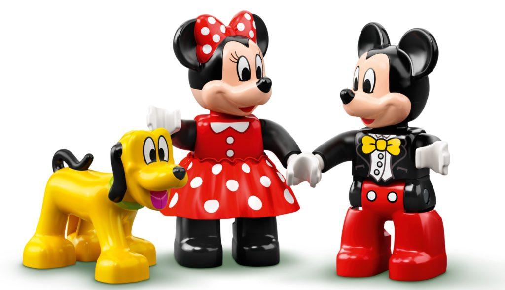 LEGO DUPLO 10941 Mickys und Minnies Geburtstagszug | ©LEGO Gruppe