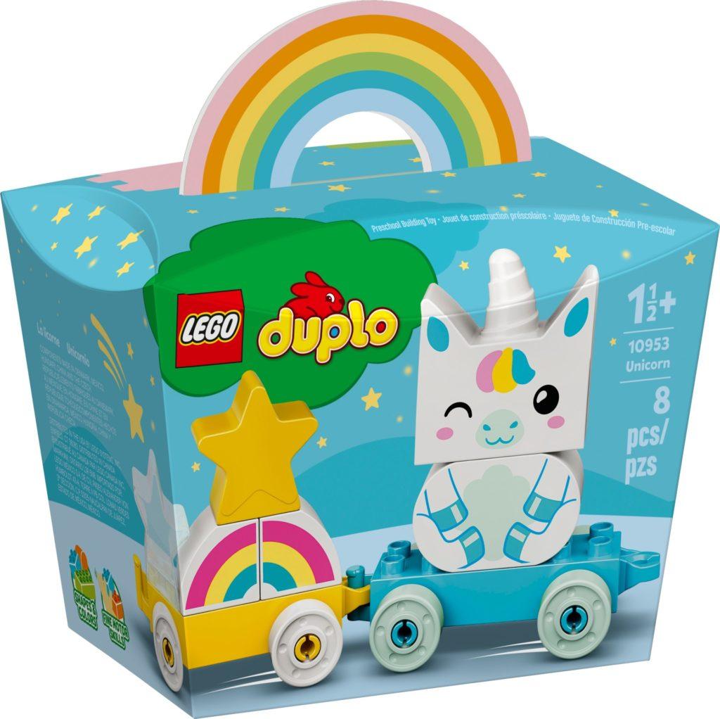LEGO DUPLO 10953 Mein erstes Einhorn | ©LEGO Gruppe