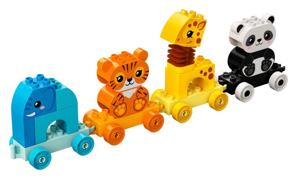 LEGO DUPLO 10955 Mein erster Tierzug | ©LEGO Gruppe