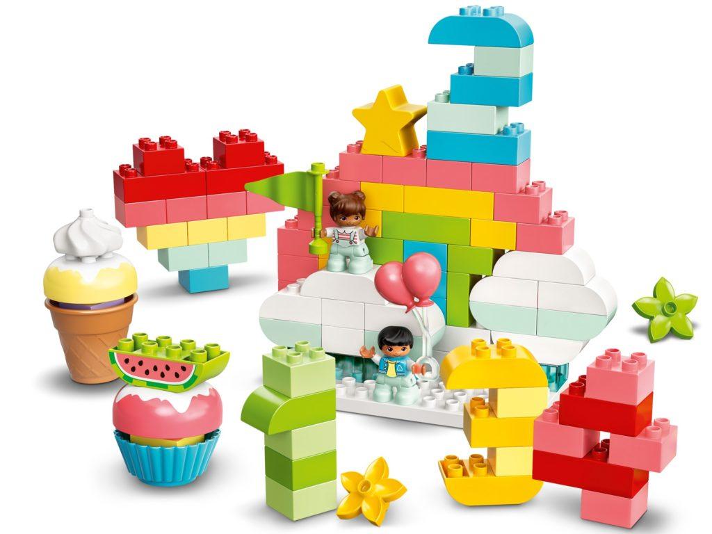 LEGO DUPLO 10958 Kreative Geburtstagsparty | ©LEGO Gruppe