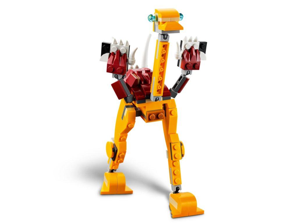 LEGO Creator 3-in-1 31112 Wilder Löwe   ©LEGO Gruppe