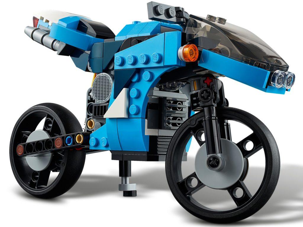 LEGO Creator 3-in-1 31114 Geländemotorrad   ©LEGO Gruppe