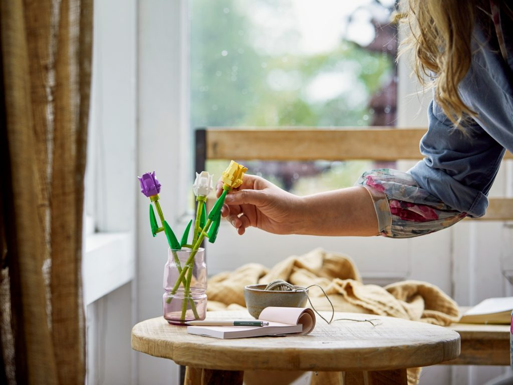 LEGO Blumen 40461 Tulpen | ©LEGO Gruppe