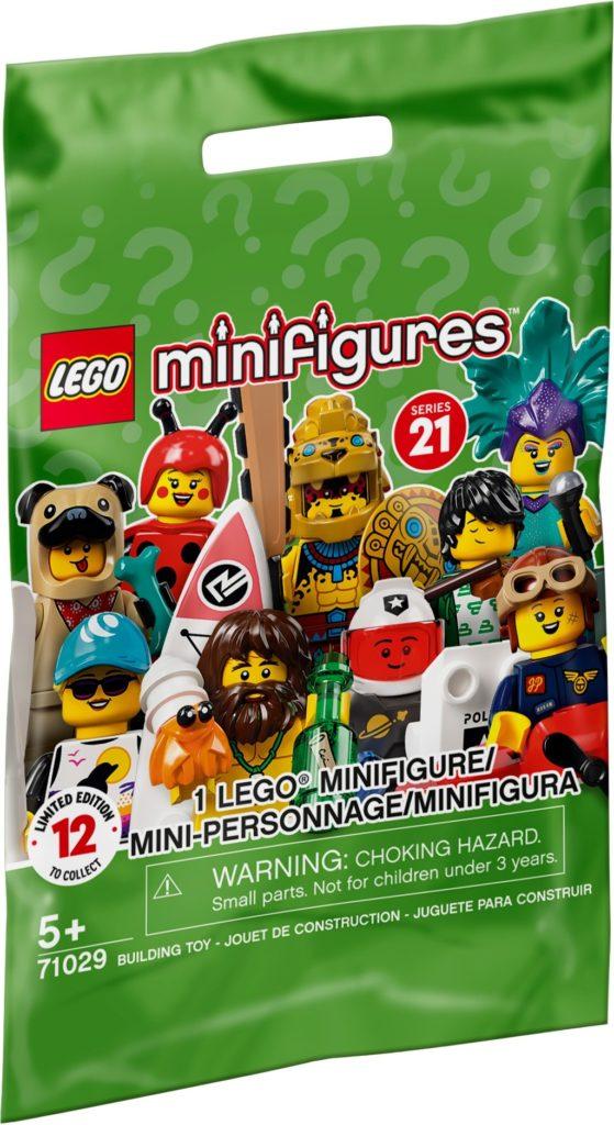 LEGO 71029 Minifiguren Serie 21 | ©LEGO Gruppe