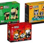 LEGO Brickheadz Neuheiten Januar 2021