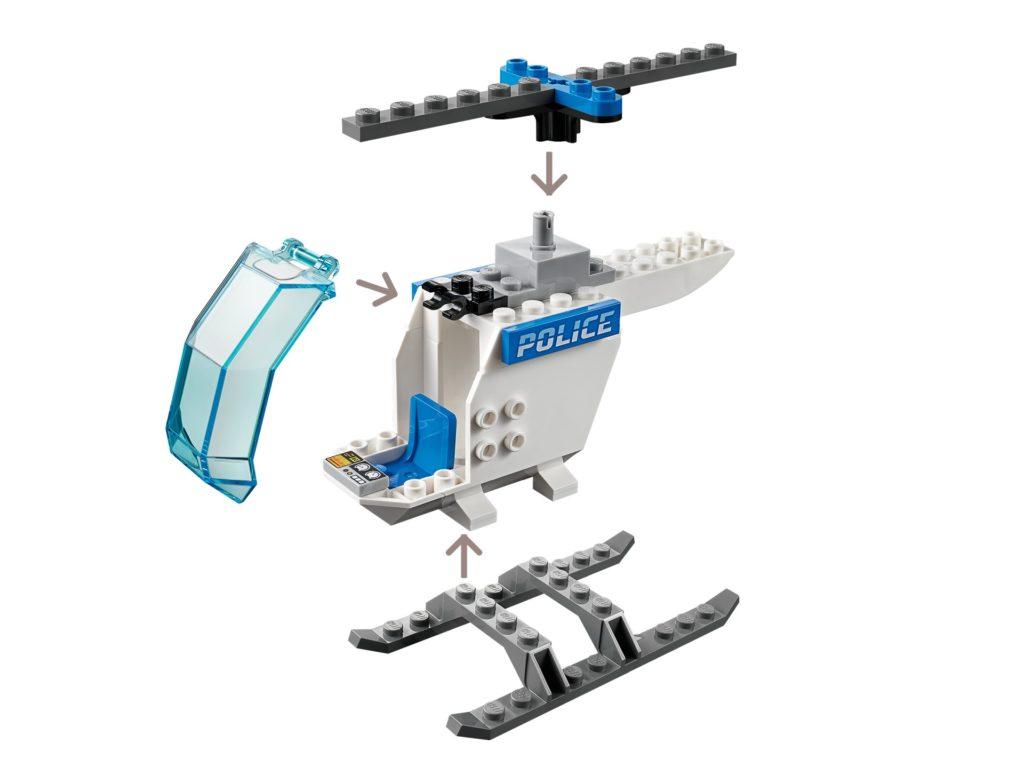 LEGO City 60275 Polizeihubschrauber | ©LEGO Gruppe