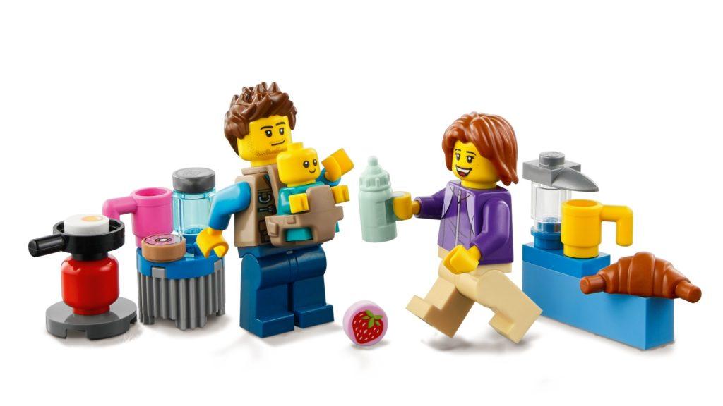 LEGO City 60283 Ferien-Wohnmobil | ©LEGO Gruppe