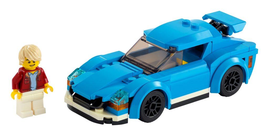 LEGO City 60285 Sportwagen | ©LEGO Gruppe