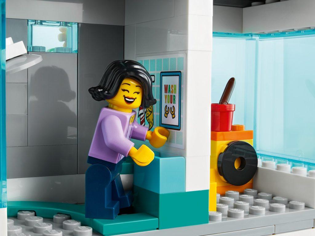 LEGO City 60291 Modernes Familienhaus | ©LEGO Gruppe