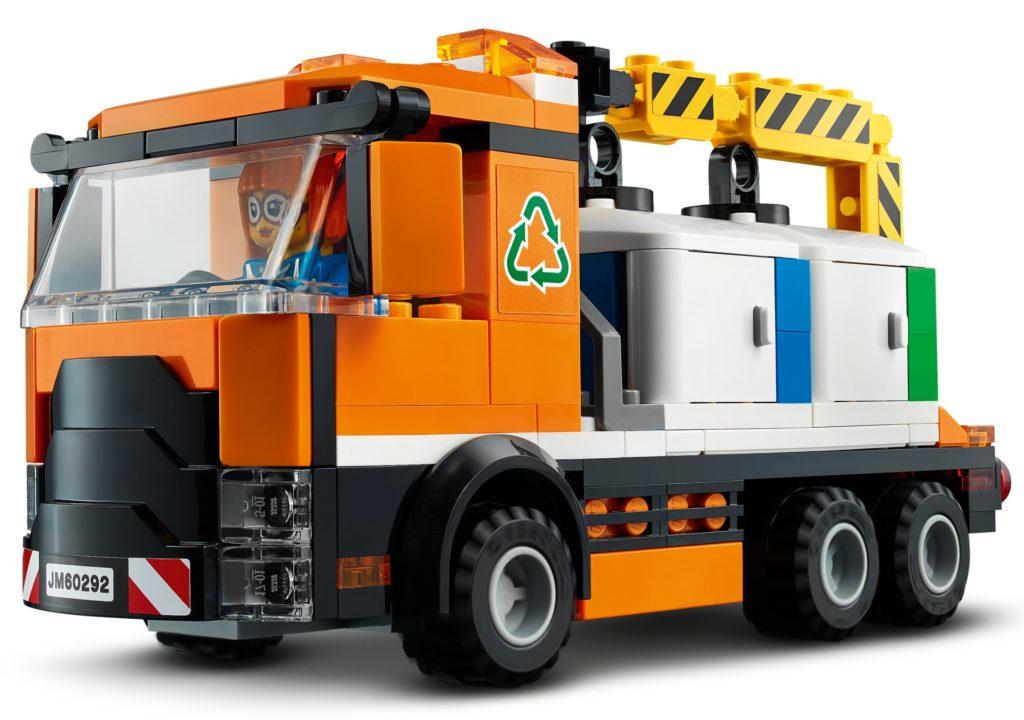 LEGO City 60292 Stadtzentrum | ©LEGO Gruppe